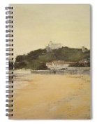 Playa De Los Bikinis Spiral Notebook