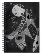 Playing Go Fish Spiral Notebook