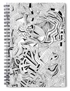 Playland Spiral Notebook