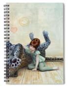 Playmate Spiral Notebook