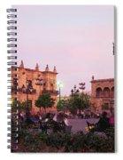 Plaza De Armas, Guadalajara, Mexico Spiral Notebook