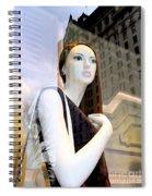 Plaza View Spiral Notebook