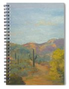 Pleasant Lake Recreation Area Spiral Notebook