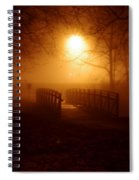 Pleasant Run Bridge Spiral Notebook