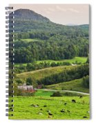 Pleasant Valley Countryside Spiral Notebook