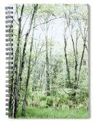 Pleasure Of Pathless Woods - Alt Spiral Notebook