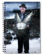 Plentitude And Abundance Spiral Notebook