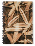 Plight Of Freedom Spiral Notebook