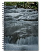 Plitvice Cascades #2 Spiral Notebook