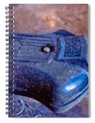 Plugged In Spiral Notebook