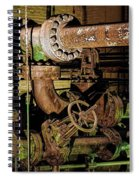 Plumbing Spiral Notebook