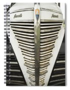 Plymouth Grille Spiral Notebook