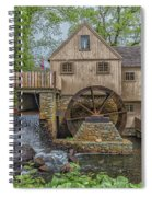 Plymouth Grist Mill Spiral Notebook