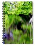 Plymouth Reflections #2 Spiral Notebook