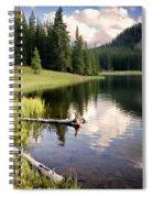 Poage Lake Spiral Notebook