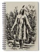Pocahontas Spiral Notebook
