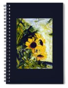 pocta VvG-scetch n-2 Spiral Notebook