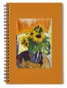 pocta VvG-scetch n-3 Spiral Notebook