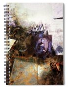 Poets In Picardy Spiral Notebook
