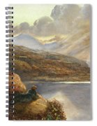 Poet's Rest Place Spiral Notebook