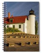 Point Betsie 4 Spiral Notebook
