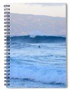 Point Break Spiral Notebook
