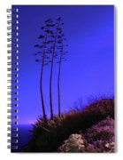 Point Fermin In Infrared Spiral Notebook