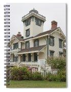 Point Fermin Lighthouse Spiral Notebook