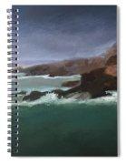 Point Lobos Monterey Spiral Notebook
