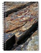 Point Lobos Rock 1 Spiral Notebook