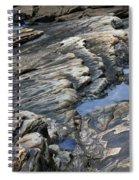 Point Lobos Rock 4 Spiral Notebook