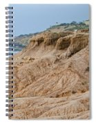 Point Loma Coastline Spiral Notebook