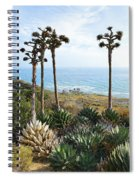 Point Loma Lighthouse Overlook Spiral Notebook