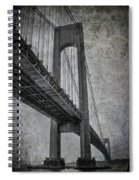 Point Of Origin Spiral Notebook