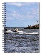 Point Pleasant New Jersey Spiral Notebook