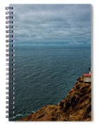Point Reyes Lighthouse Spiral Notebook