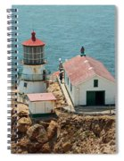 Point Reyes Lighthouse II Spiral Notebook