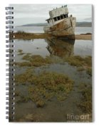 Point Reyes Reflection Spiral Notebook