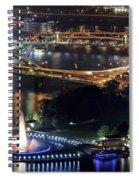 Point State Park Spiral Notebook