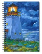 Pointe Bonaventure  Spiral Notebook