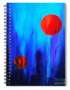 Points Of Interest  Spiral Notebook