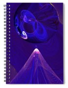 Poised Spiral Notebook
