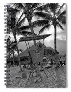 Pokai Bay Beach Park Spiral Notebook
