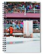 Polar Dip 2018 Spiral Notebook