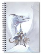 Polar Princess Spiral Notebook