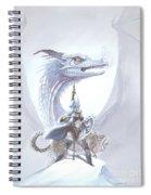 Polar Princess Spiral Notebook