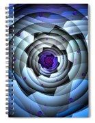 Polar Star Spiral Notebook