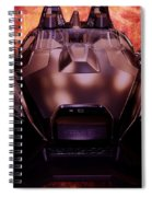 Polaris Car Spiral Notebook