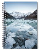 'polarized' Spiral Notebook