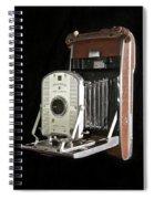 Polaroid 95a Land Camera Spiral Notebook